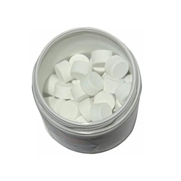 Bioclor Desinfetante Cloro para Piscina Plástica  Embalagem com 50 Pastilhas de 2g