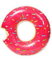 Bóia Donut  Gigante 1.07m Rosa - Mor