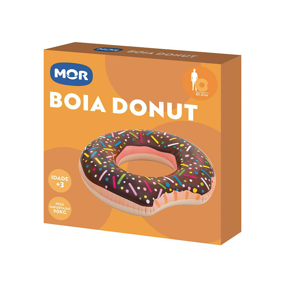 BOIA DONUT - MARROM - MOR