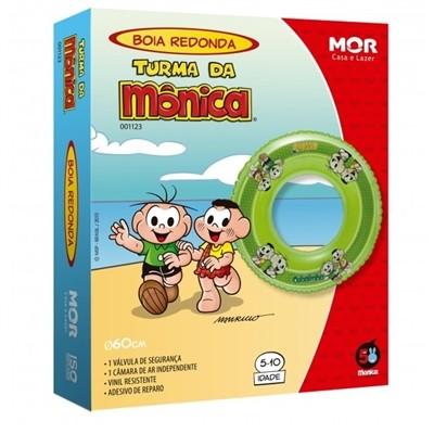 Boia Redonda Turma Da Mônica 60cm Verde - Mor