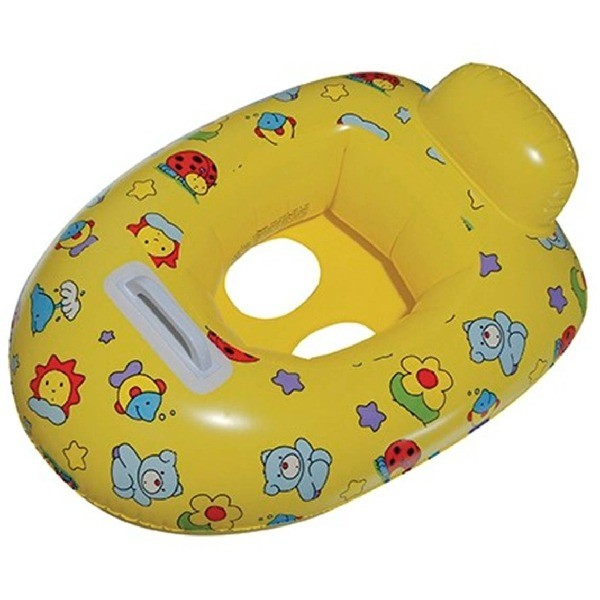 Bote Com Fralda Para Criança Amarelo - Mor