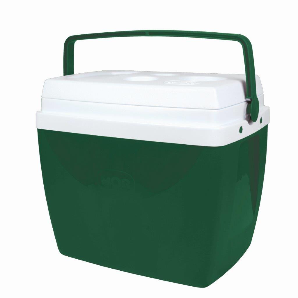 Caixa Térmica 34 Litros Verde Escura - Mor