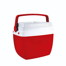 Caixa Térmica Cooler 12 Litros  Com Alça e Porta Copos Bebidas Lanchas Cerveja - Mor