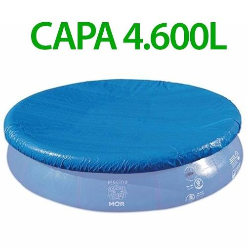 Capa Piscina Splash Fun 4.600 Litros-  Mor
