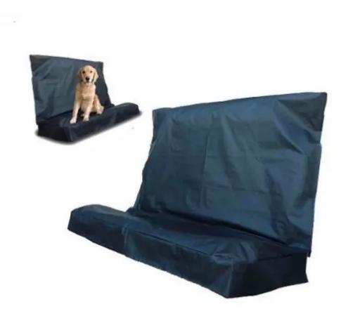 Capa Protetora impermeável Carro Banco Traseiro  Cachorro Pets Instalação rápida e simples