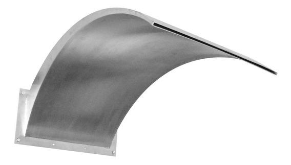 Cascata Aço Inox de Parede Modelo Capri - Pooltec
