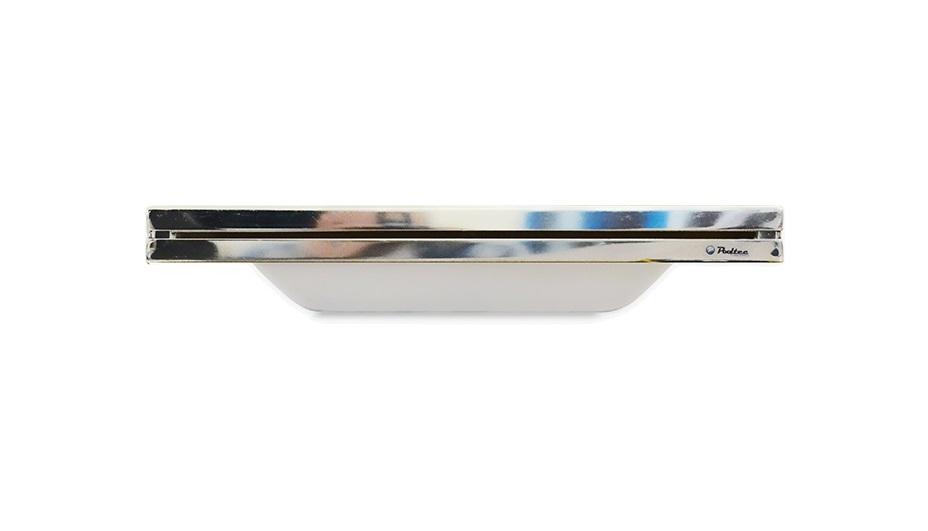 Cascata de Embutir em fibra 80 cm Bico Inox - Pooltec