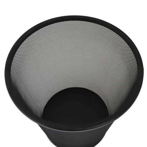 Cesto de Lixo Aço Basket 11 Litros - Mor
