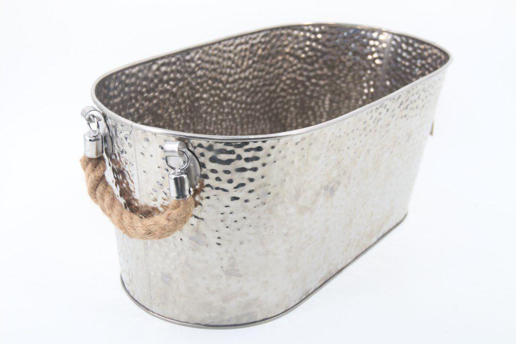 Balde de Gelo Champanheira de Metal 17F2003 22X51X28