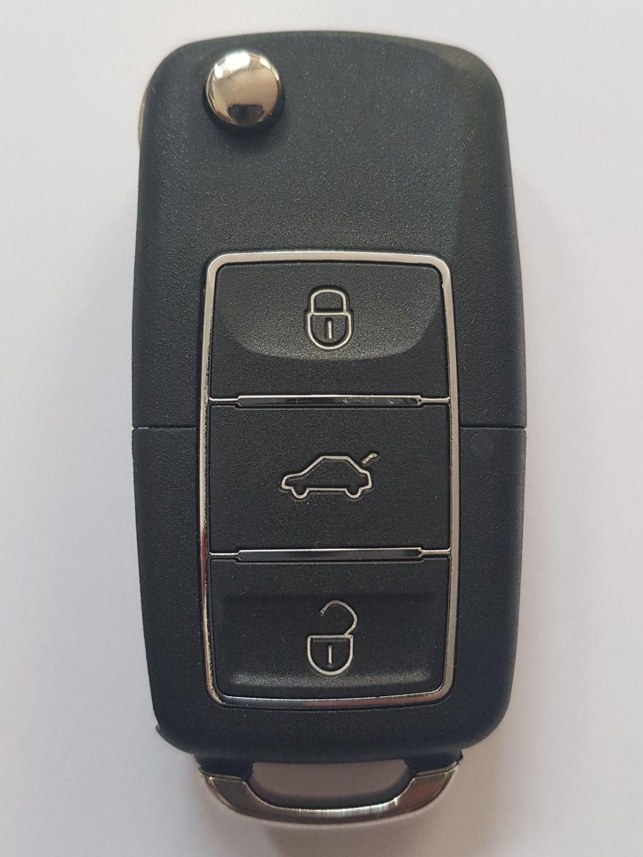 Chave KD900 Modelo VolksWagem 3BTS