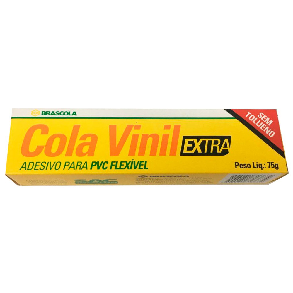 Cola Para Vinil