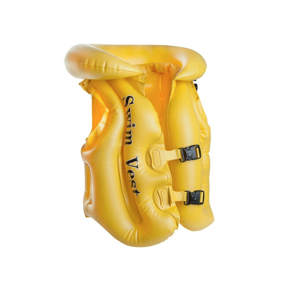 Colete Inflável Infantil safe - Nautika