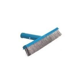 Escova Aço Inox 25cm Para Piscina - Sodramar