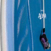 Prancha Bodyboard Aloha 57cm x 35cm - Azul