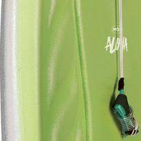 Prancha Bodyboard Aloha 57cm x 35cm - Verde