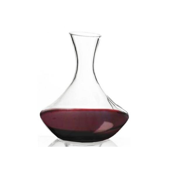 Decanter de vinho Aerador em Vidro Decorativo 1,5L Design Super Moderno