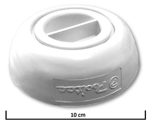 Dispositivo de Aspiração ABS Plug 50mm Pooltec