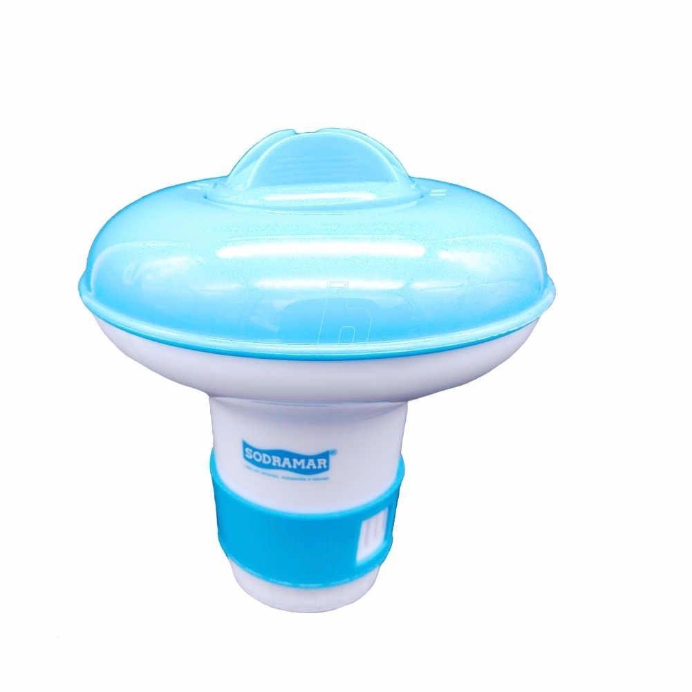 Dosador de Cloro Flutuante Mini - Sodramar