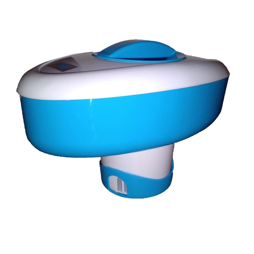 Dosador de Cloro Flutuante Telescópico - Sodramar