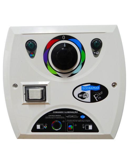 Drive Comando Four Fix com Wi-fi 81W - Sodramar