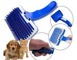 Escova Desembolador  de pelos Para Cães E Gatos My Pet Prana