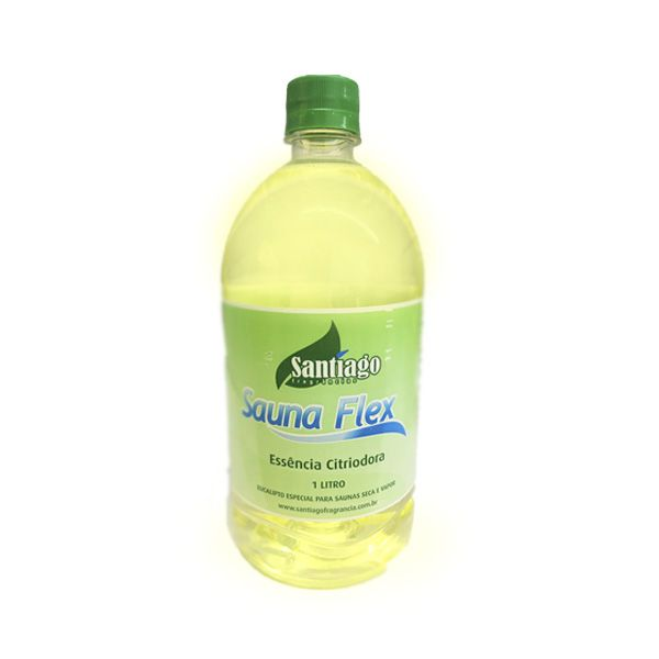Essência Eucalipto 1 litro Para Sauna Seca Ou Vapor