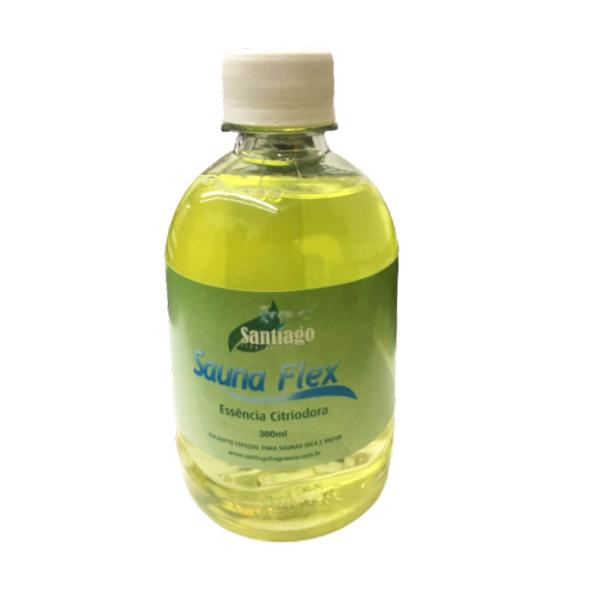 Essência Eucalipto 300 ml Para Sauna Seca Ou Vapor