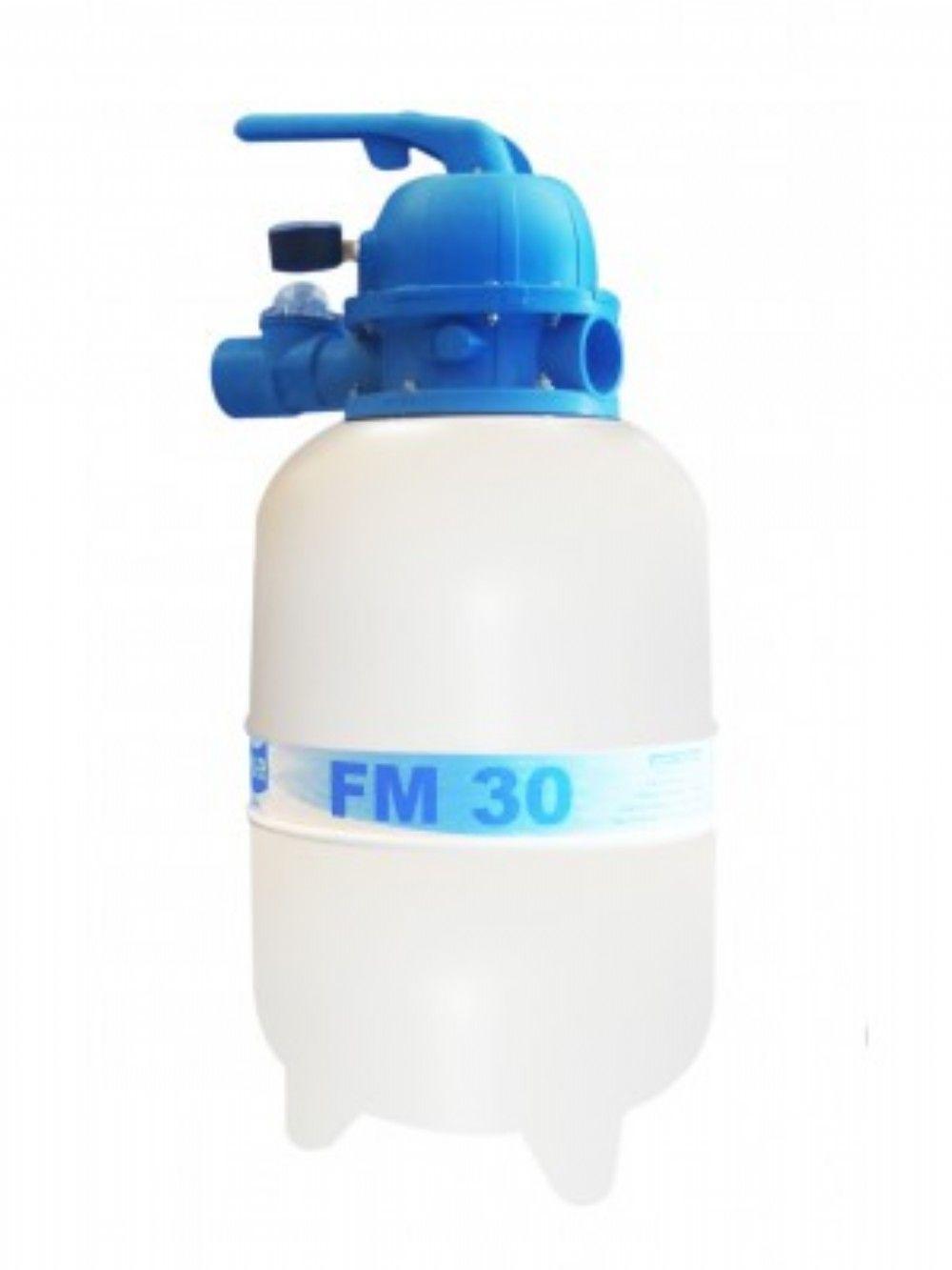 Filtro FM-30 p/ até 28 mil litros sem Areia - Sodramar