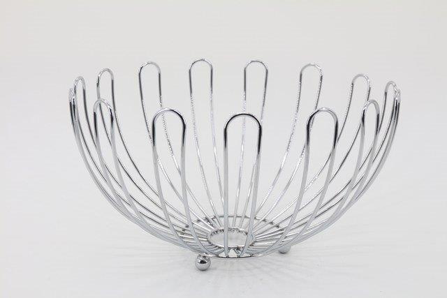 Fruteira de Mesa em Metal 19 x 30 - Q1868