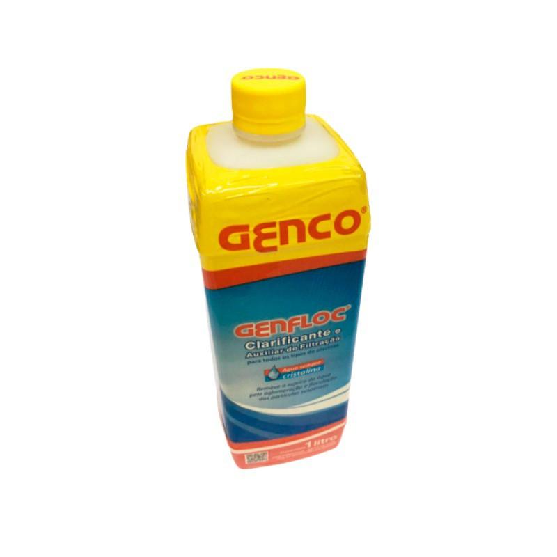 Genfloc Clarificante e Auxiliar de Filtração  - Genco