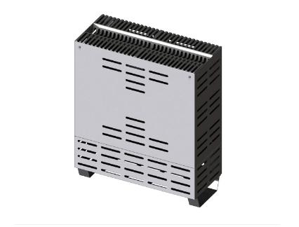 Gerador De Calor Elétrico 6,0 KW Universal comercial - Sodramar