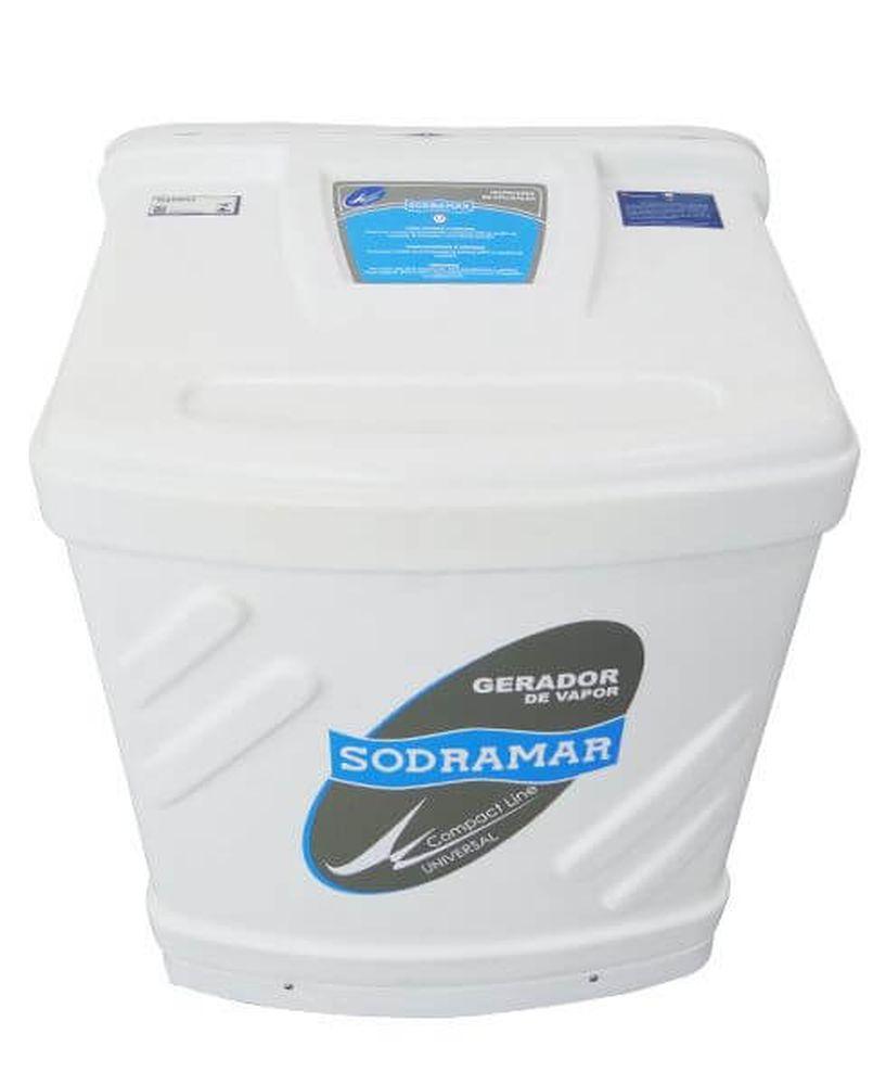 Gerador de vapor Compact Line 6,0 kw universal - Sodramar