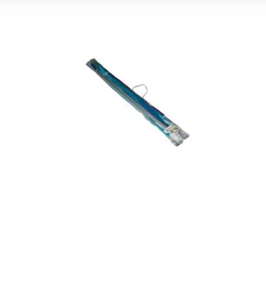 Guarda Sol 2,20m Azul Sky Poliéster Alumínio Grande - Mor