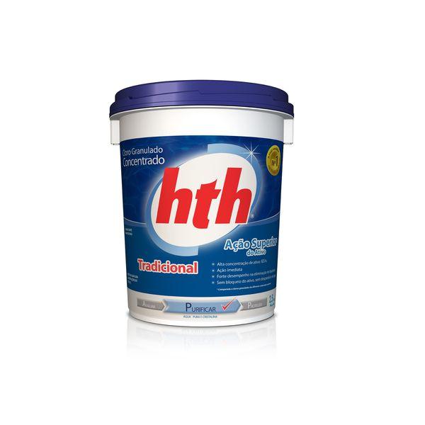 Cloro Concentrado Tradicional -HTH