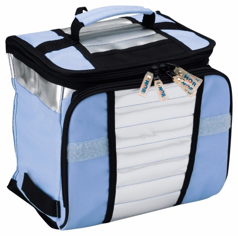 Ice Cooler / Bolsa Térmica 7,5 Litros Azul - Mor