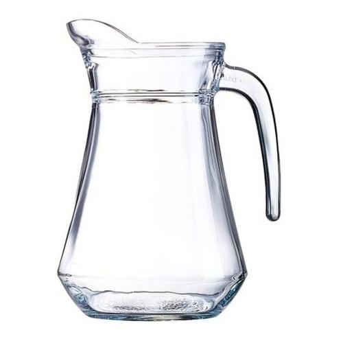 Jarra Água Sucos Refrescos Refrigerantes em Vidro Resistente 1300ML