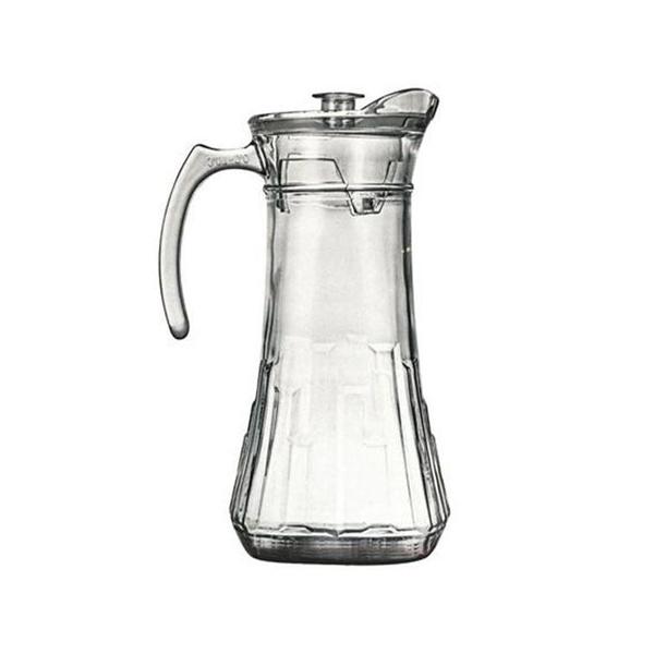 Jarra Água Sucos Refrescos Refrigerantes em Vidro Resistente