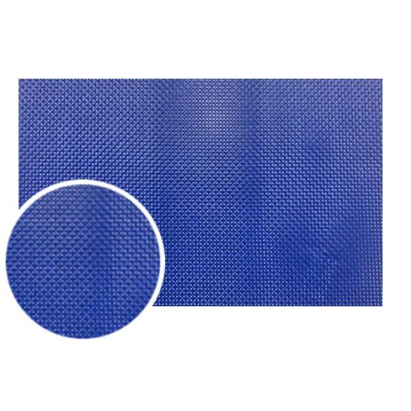 Jogo ou Lugar Americano Azul Para Mesa de Jantar 6 Und