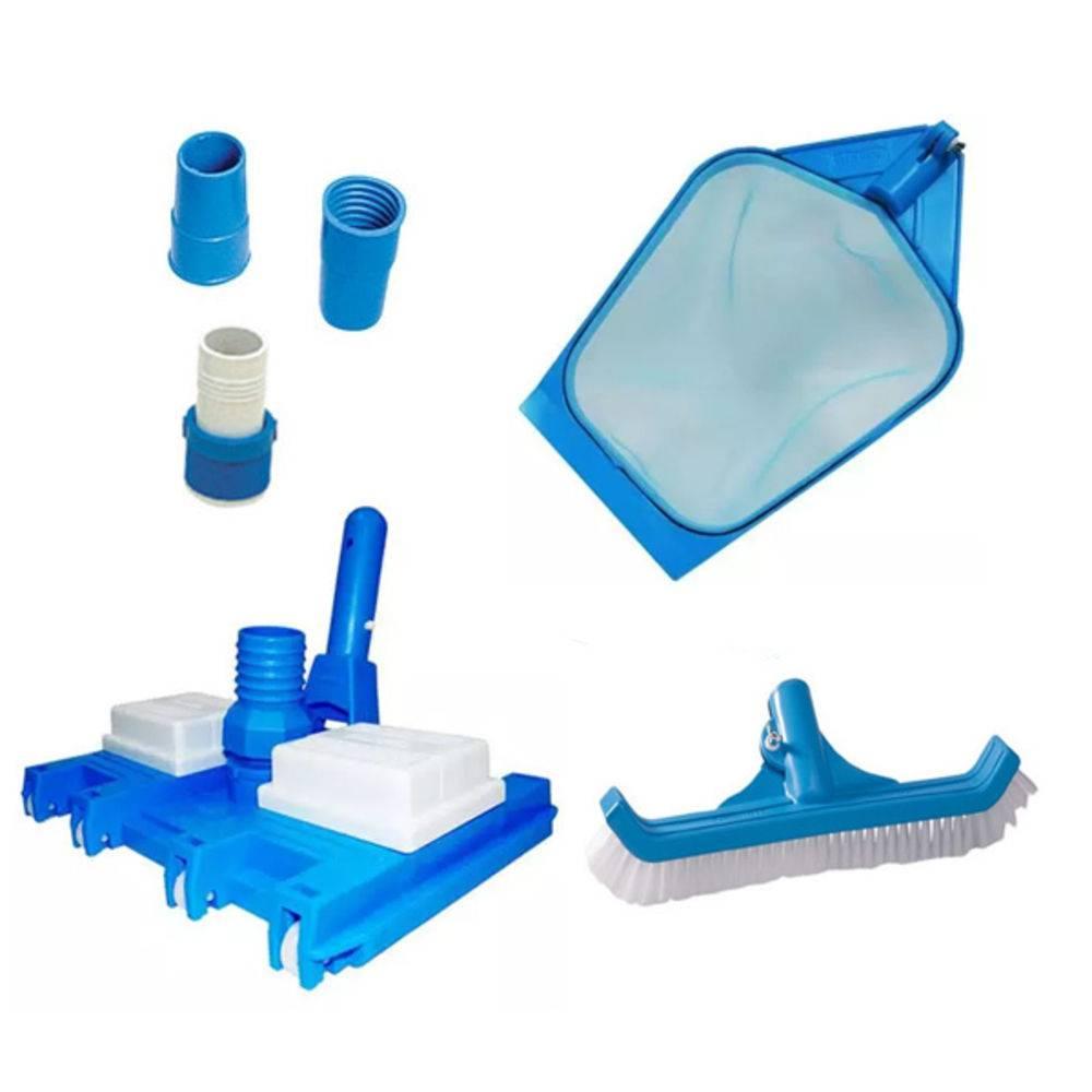 Kit Limpeza Para Fibra e Alvenaria
