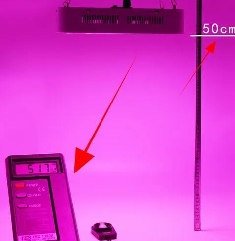 Led Grow Cob 2- 600w - Full Spectrum Cultivo Indoor