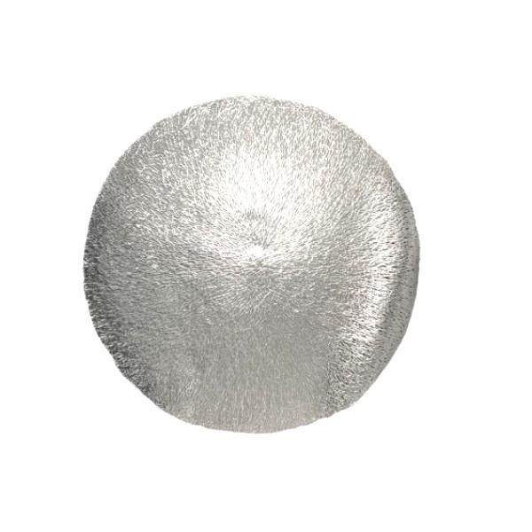 LUGAR AMERICANO DE PVC AMF046 - SILVER 6 Und
