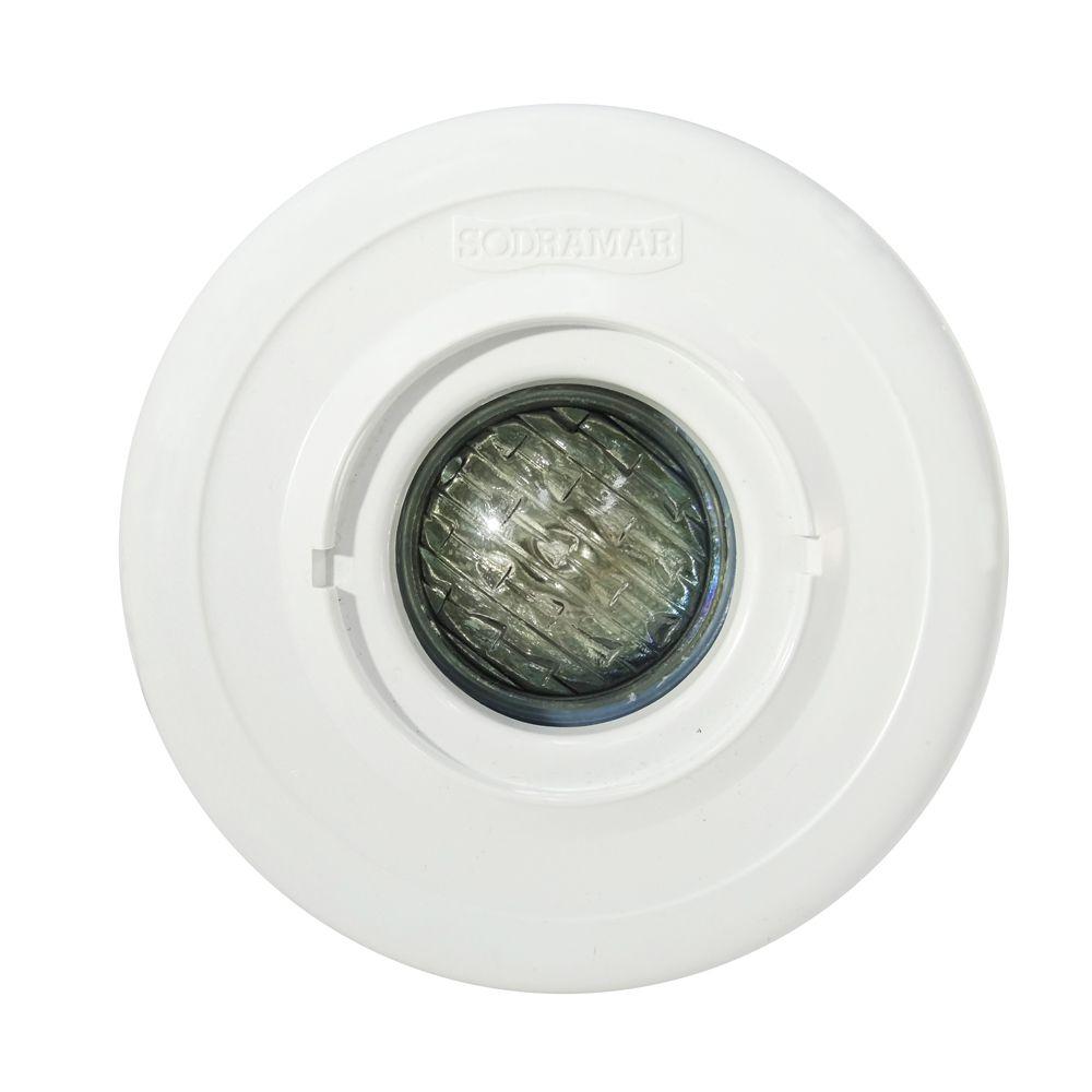 Mini Refletor Lampada Halógena 50w - Sodramar