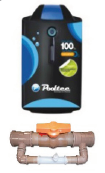 Ozonizador Para Piscina de Até 200M³ Com By Pass e Venturi Pooltec