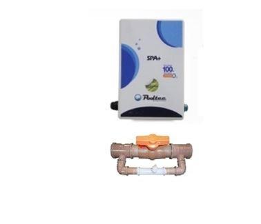 Ozonizador Para Spas de Até 1000L Com By Pass e Venturi Pooltec