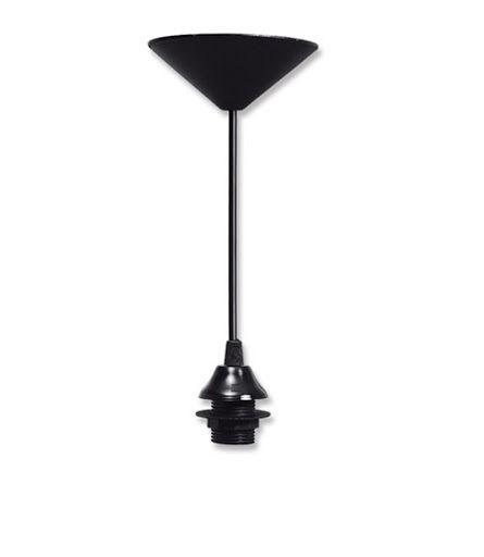 Pendente 1,0m universal Luminária Soquete E27