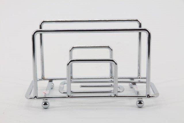 Porta Guardanapo  de Metal 10 x 8 - Q1862