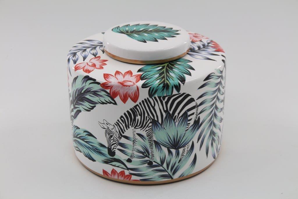 Pote De Cerâmica R2135