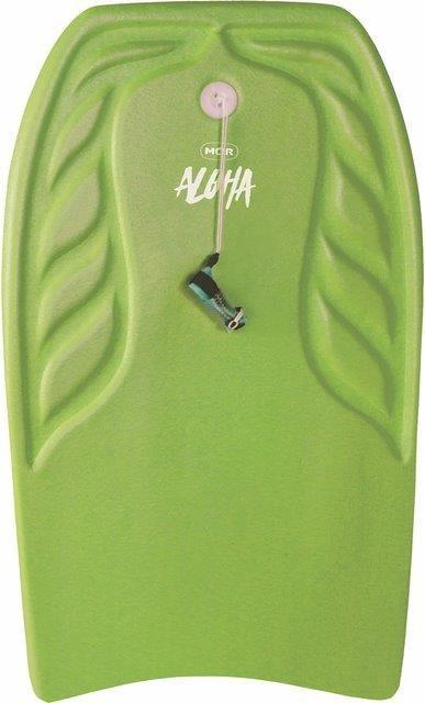 Prancha Bodyboard Aloha 90cm x 47cm - Verde