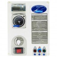 Quadro Painel Smart para  trocador de calor - Sodramar