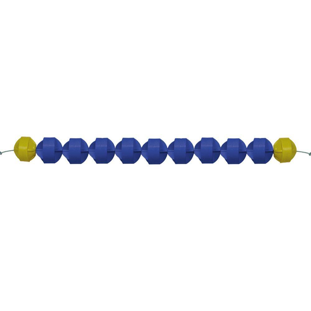 Raia Flutuante Oficial - Azul anti marola (metro linear) Sodramar